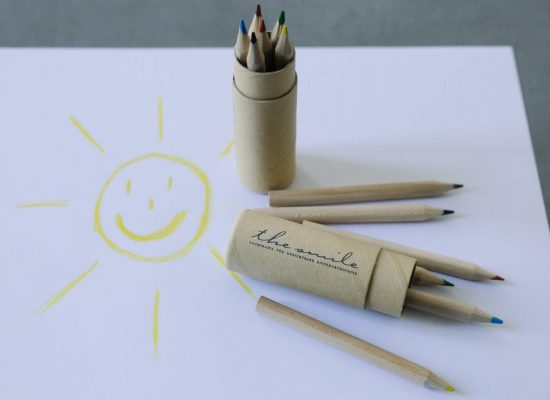 Buntstiftebox von The Smile